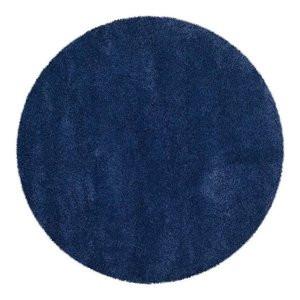 Safavieh Round Navy Blue Rug