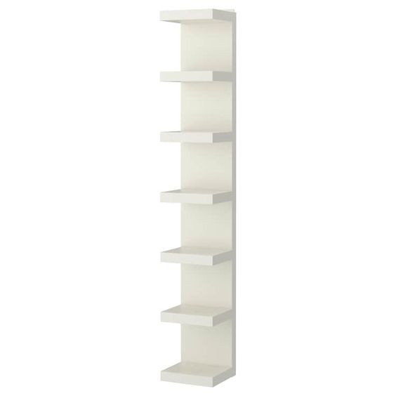 Ikea Lack Wall shelf Unit in White