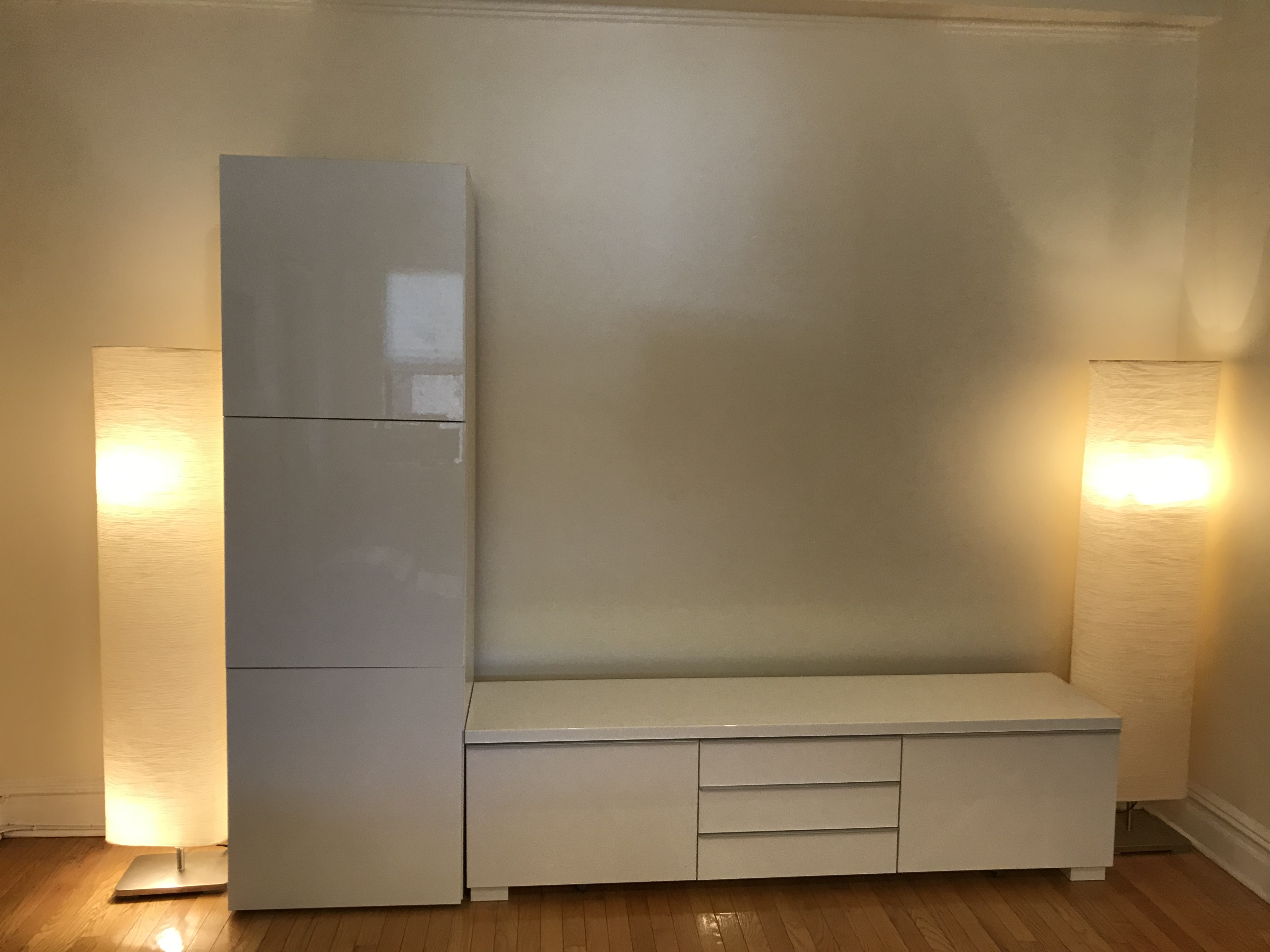 Ikea Besta TV/Media Stand