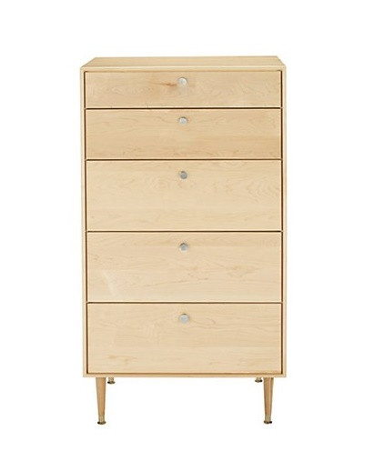 Design Within Reach American Modern Tall Dresser in Maple