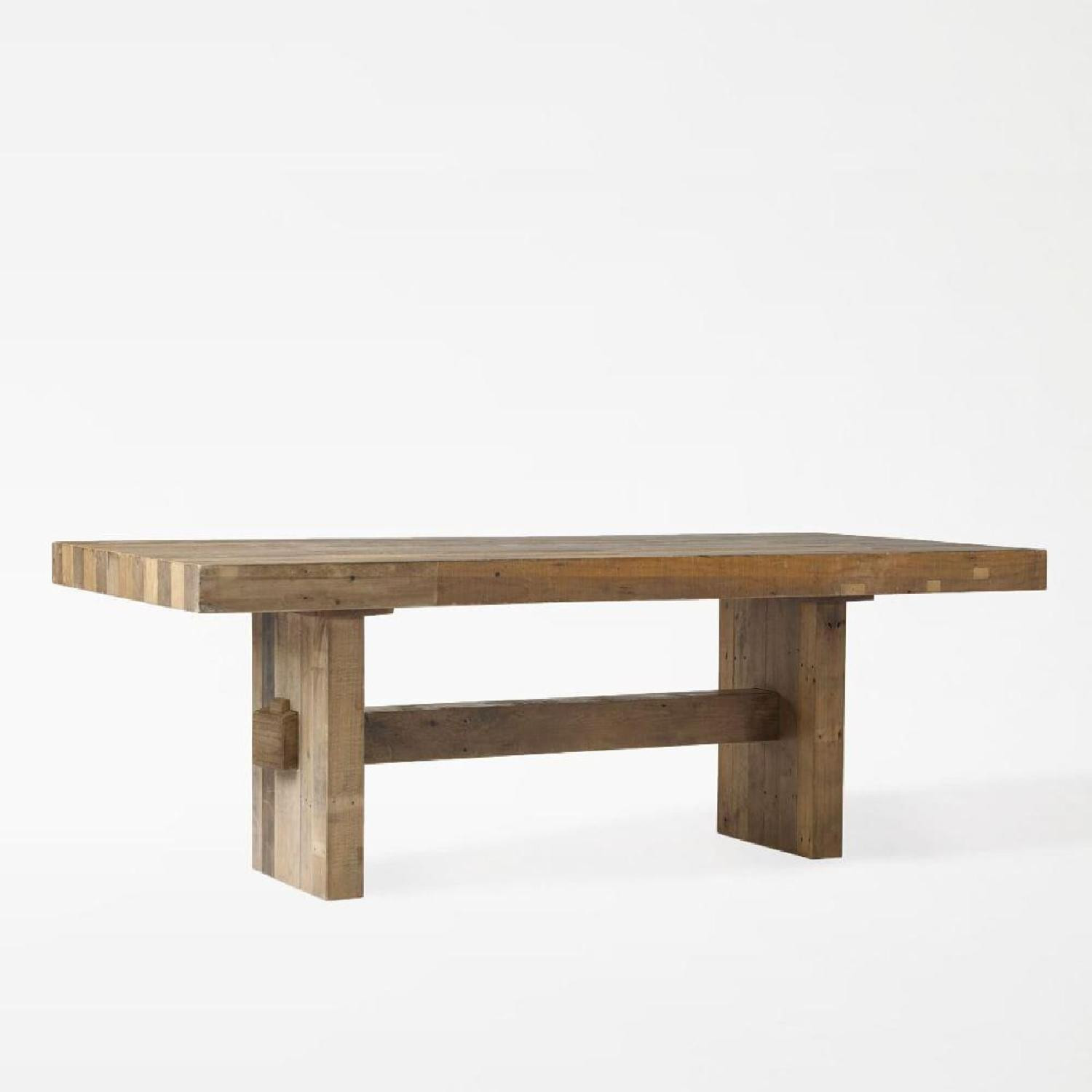 West Elm Reclaimed Wood Emmerson Dining Table