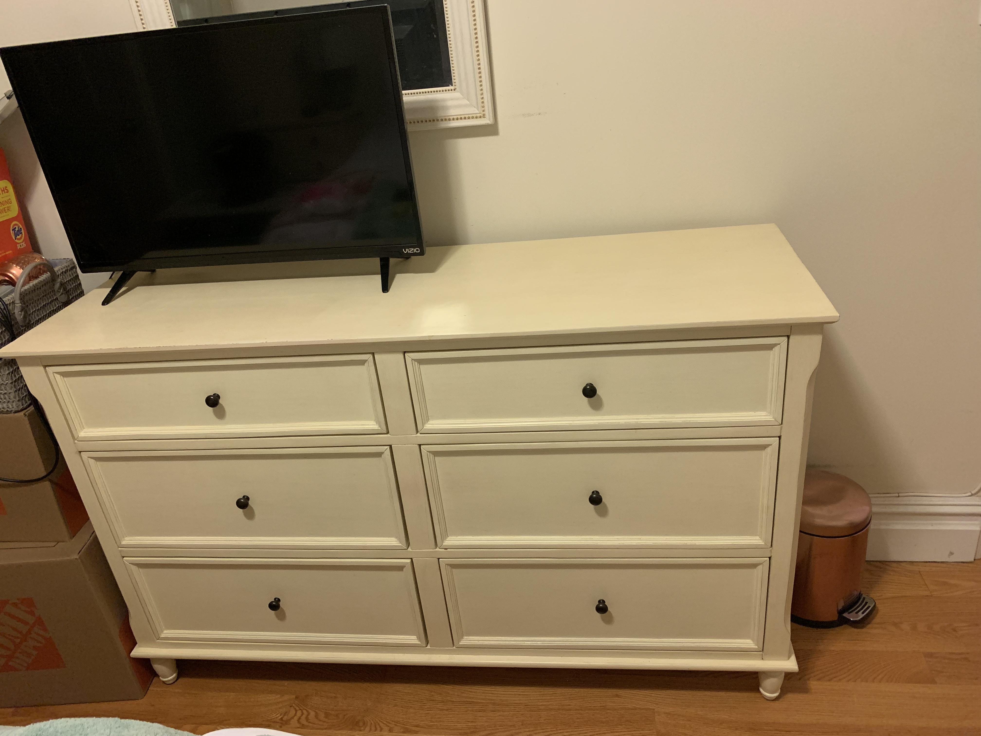 The Furniture Warehouse 6-Drawer Dresser