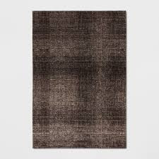 Target Heathered Solid Woven Area Rug