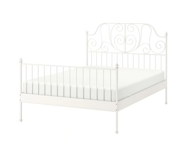Ikea Leirvik Full Bed Frame