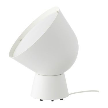 Ikea PS 2017 White Table/Wall Lamp