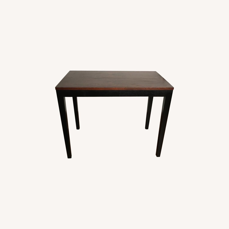 Herman Miller Vintage Mid Century Modern Small Table Desk Aptdeco