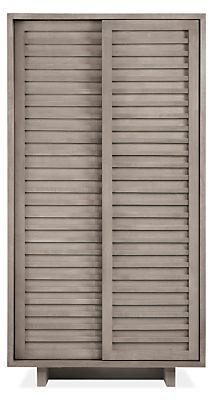 Room & Board Moro Solid Maple Storage Cabinet