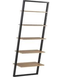 Mercury Row Theophanes Ladder Bookcase