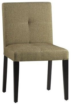 Crate & Barrel Epoch Side Chairs