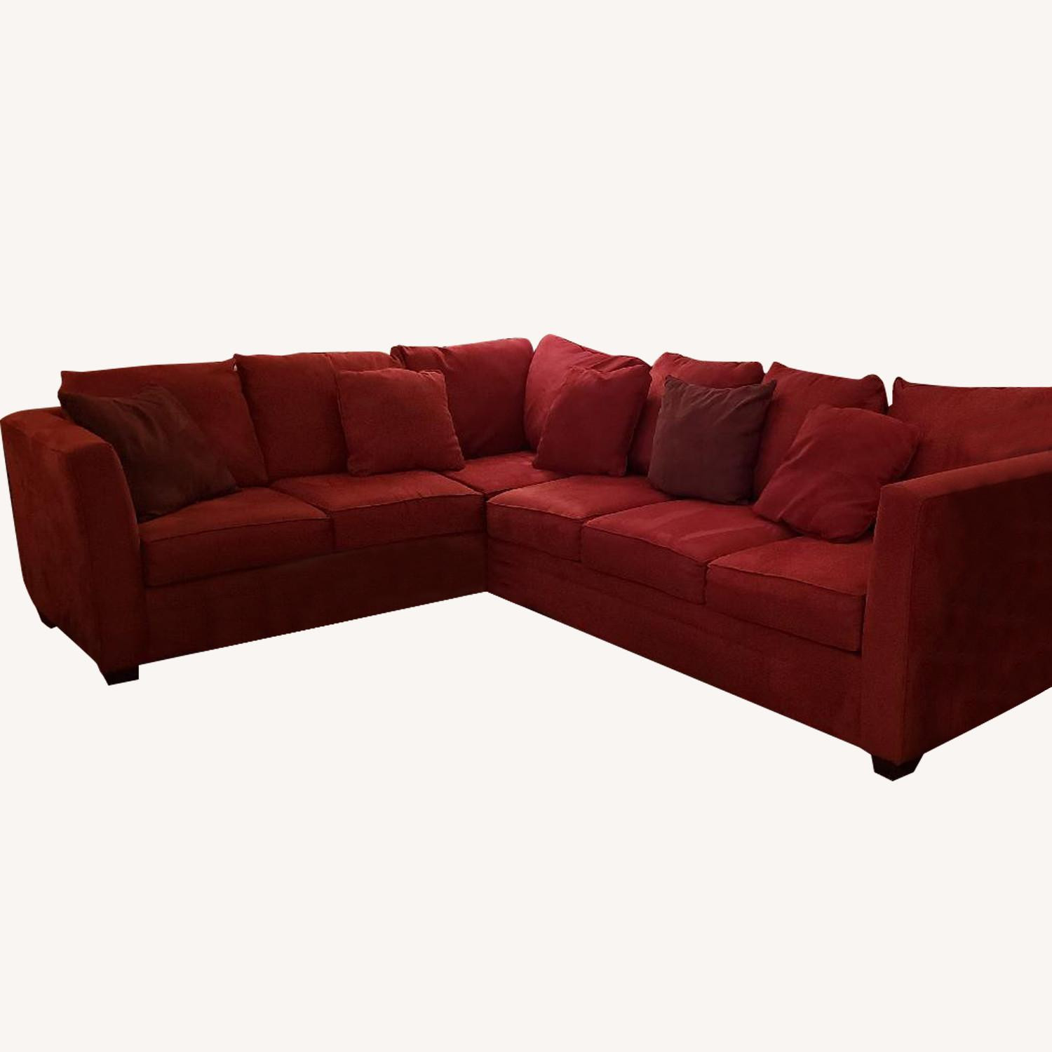 Macy's Davis 2-Piece Sectional Sofa