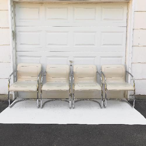 Used Tulip Inc. Mid-Century Dining Chairs for sale on AptDeco