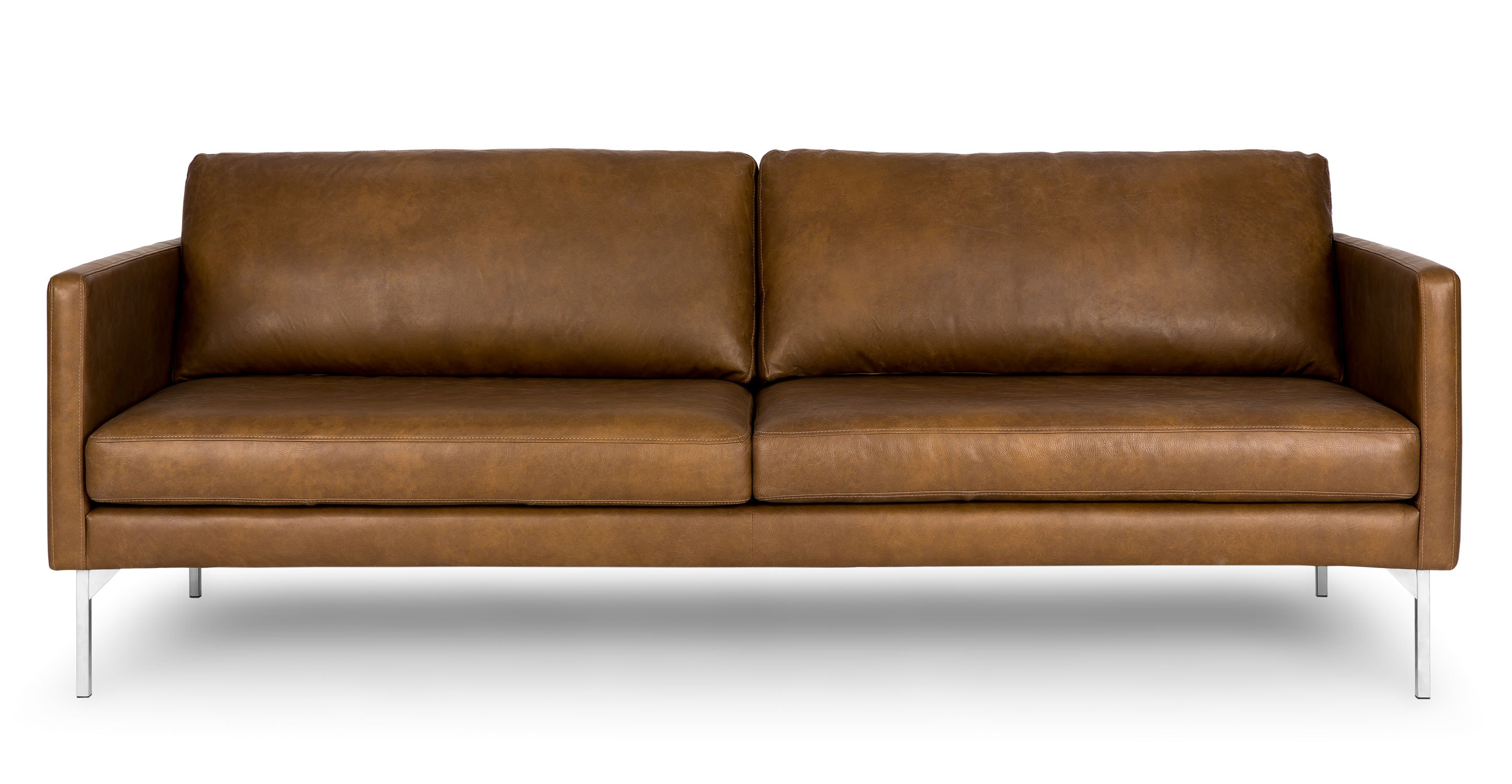 Article Echo Oxford Tan Sofa