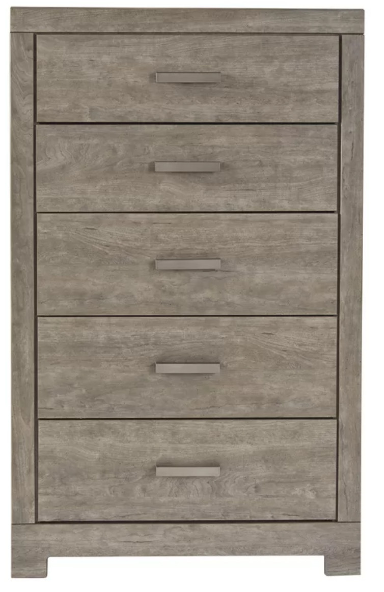 Beachcrest Home Rosen 5 Drawer Chest