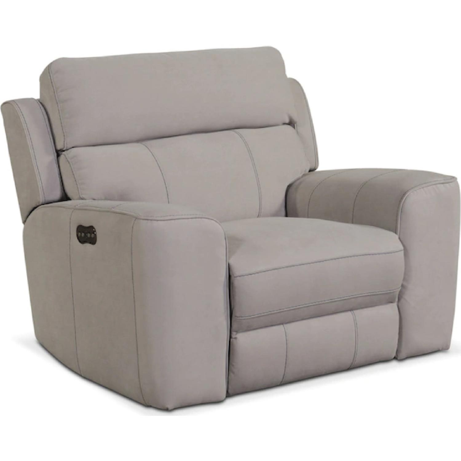 Excellent Value City Furniture Newport Power Motion Recliner Aptdeco Cjindustries Chair Design For Home Cjindustriesco