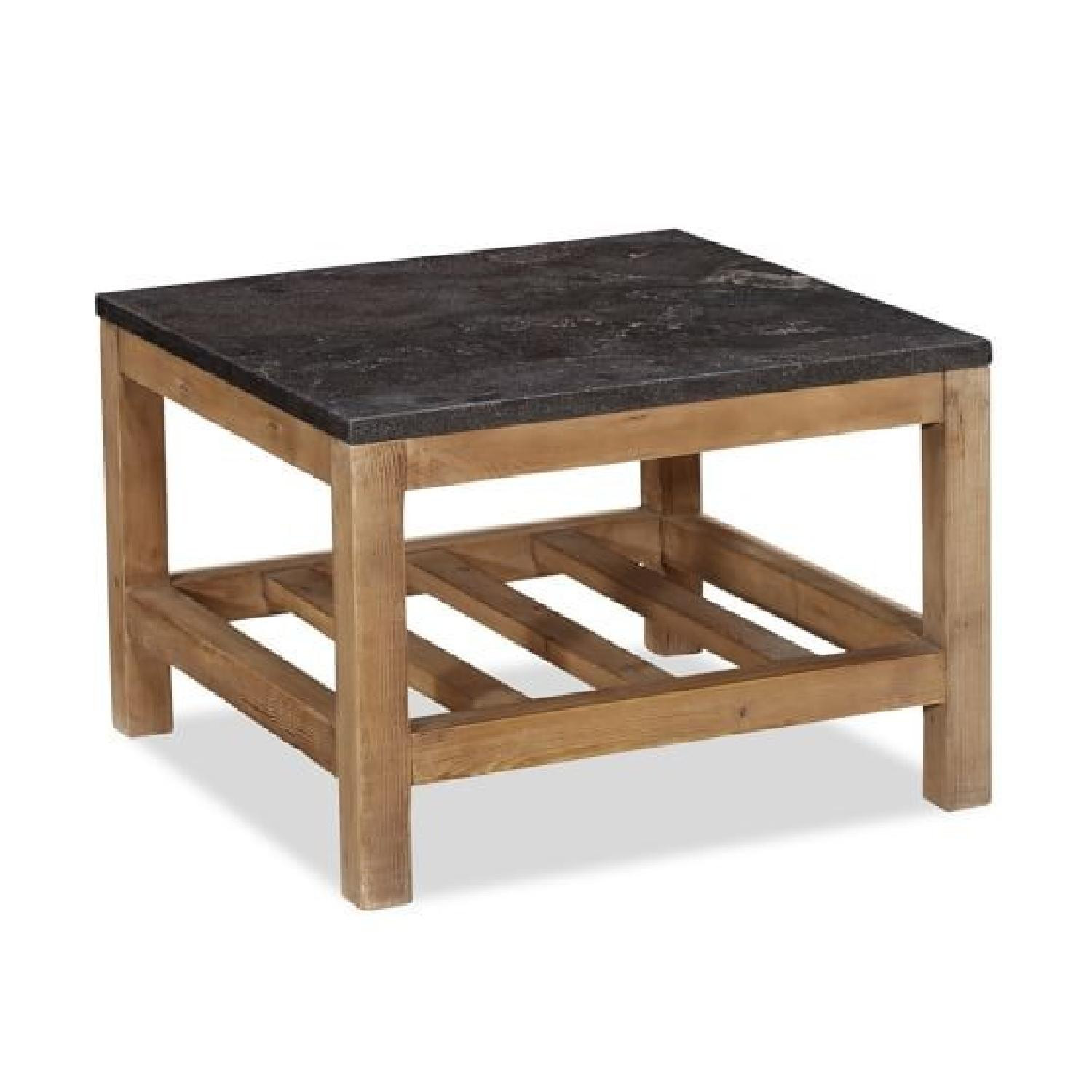 Pottery Barn Connor Stone Bunching Tables