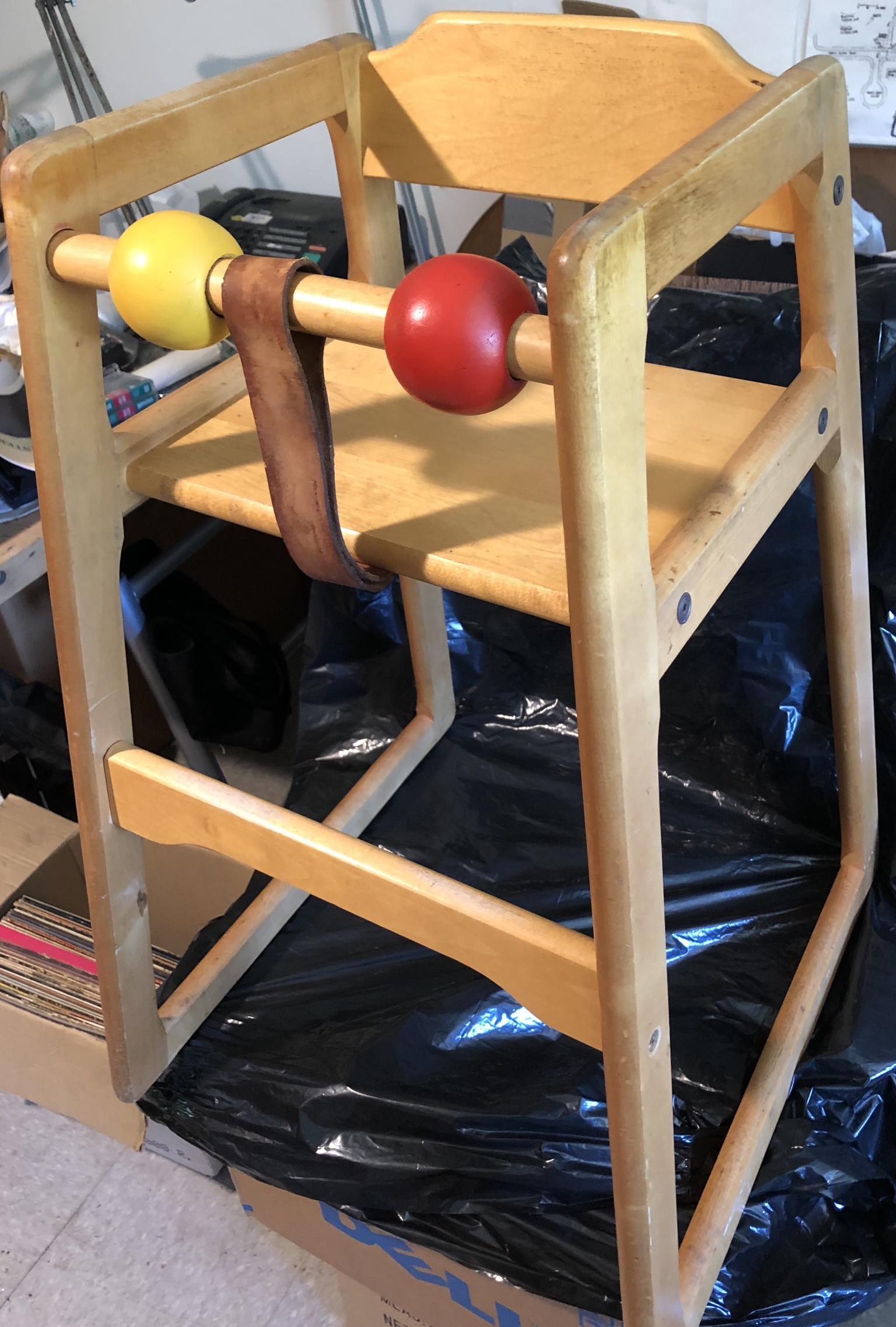 Ikea Child High Chair