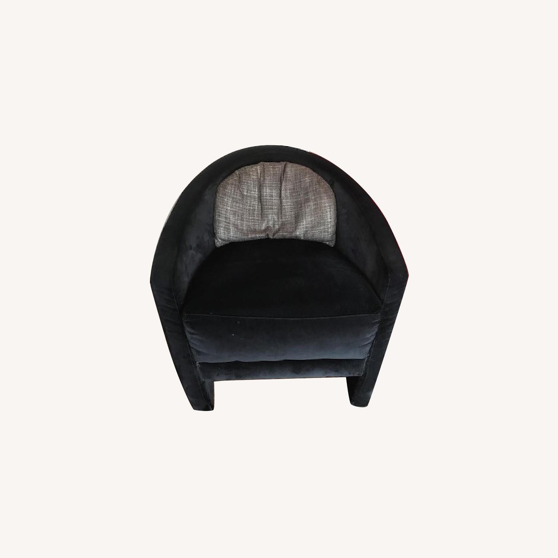 Crozatier Fabric Armchairs