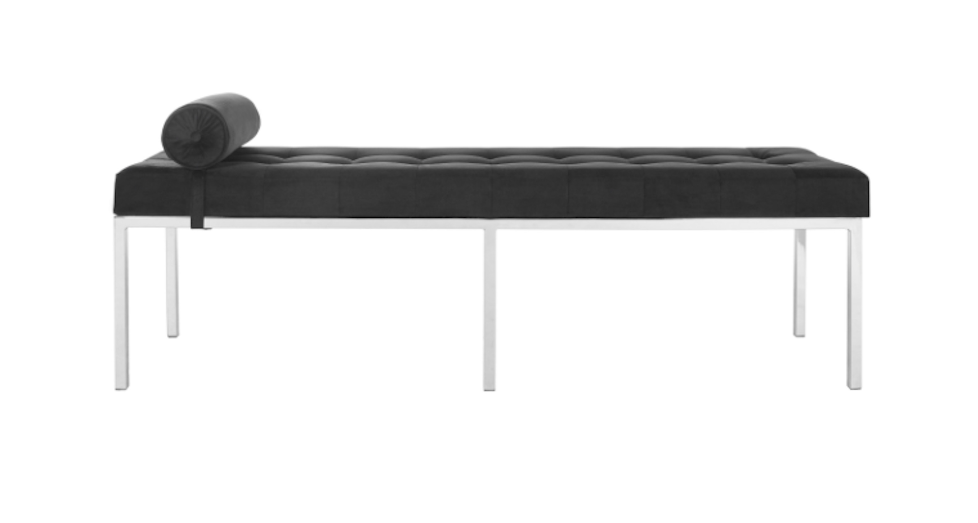 Safavieh Xavier Velvet Tufted Bench