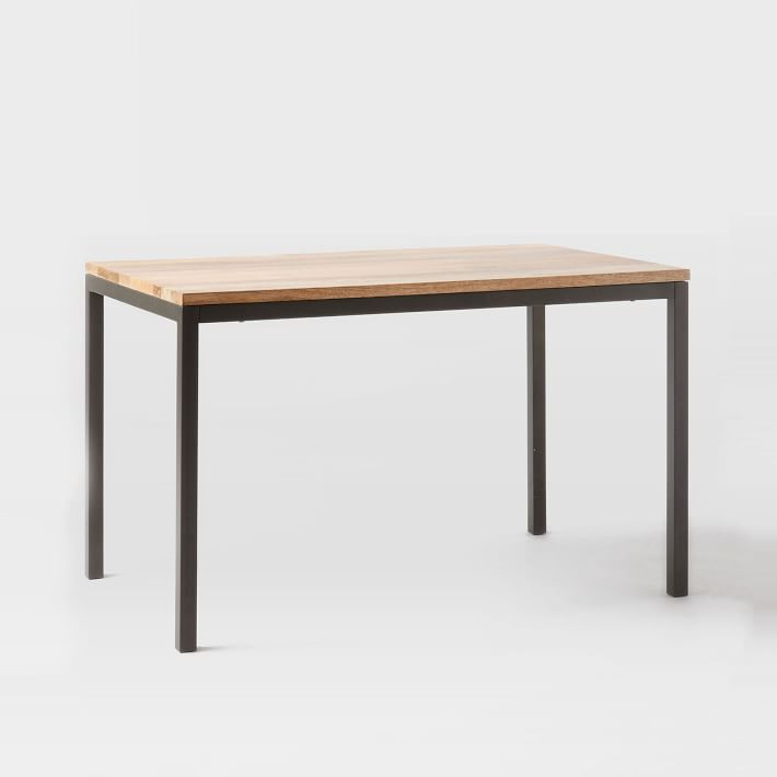 West Elm Box Frame Wood Dining Table