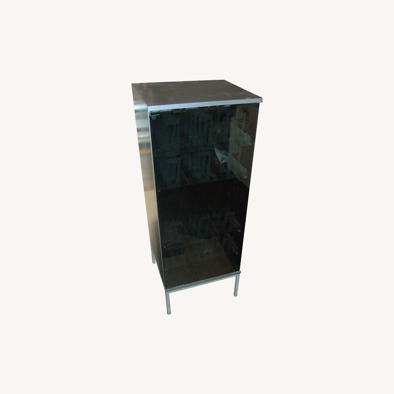 Ikea CD Standing Case - image-0