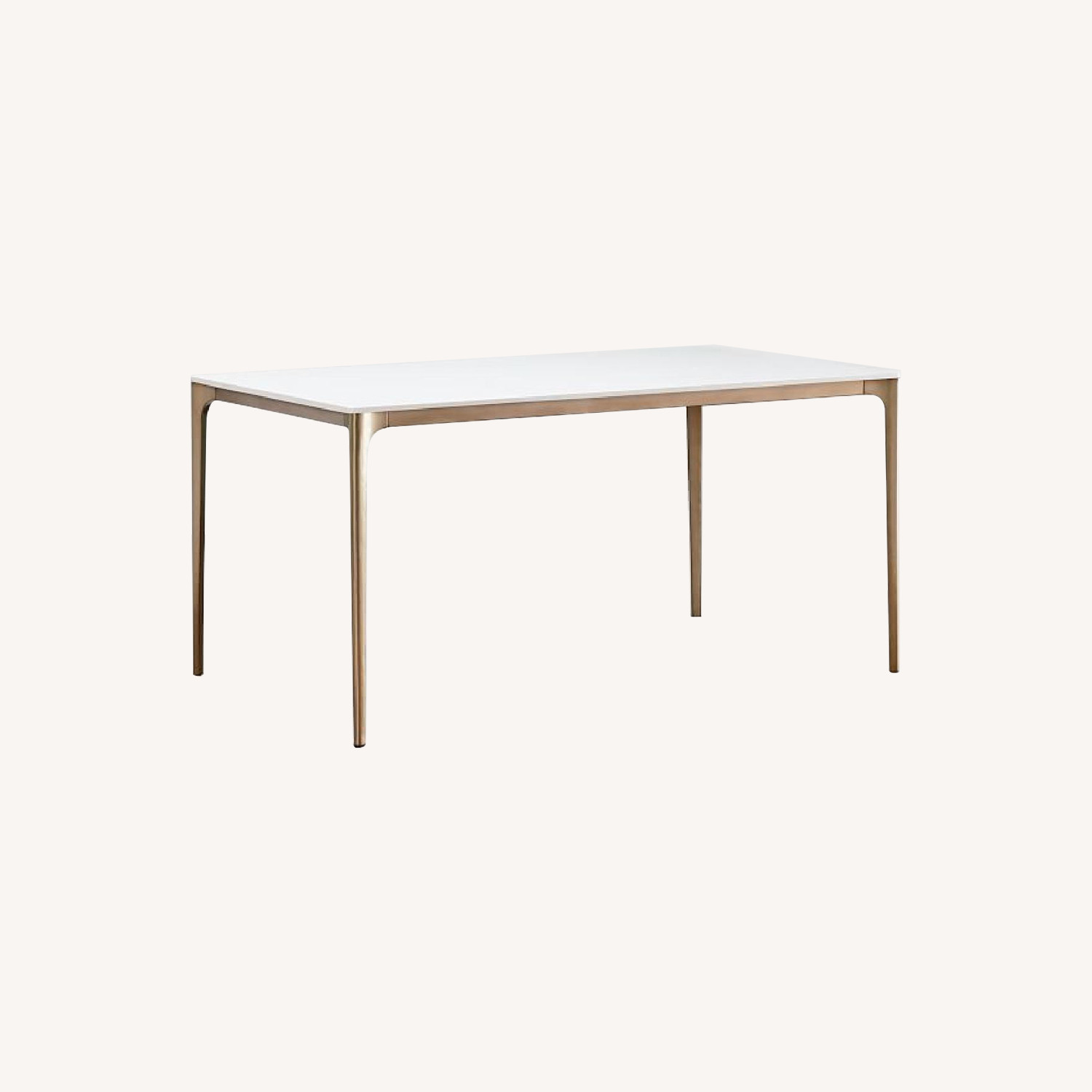 West Elm Canto Dining Table