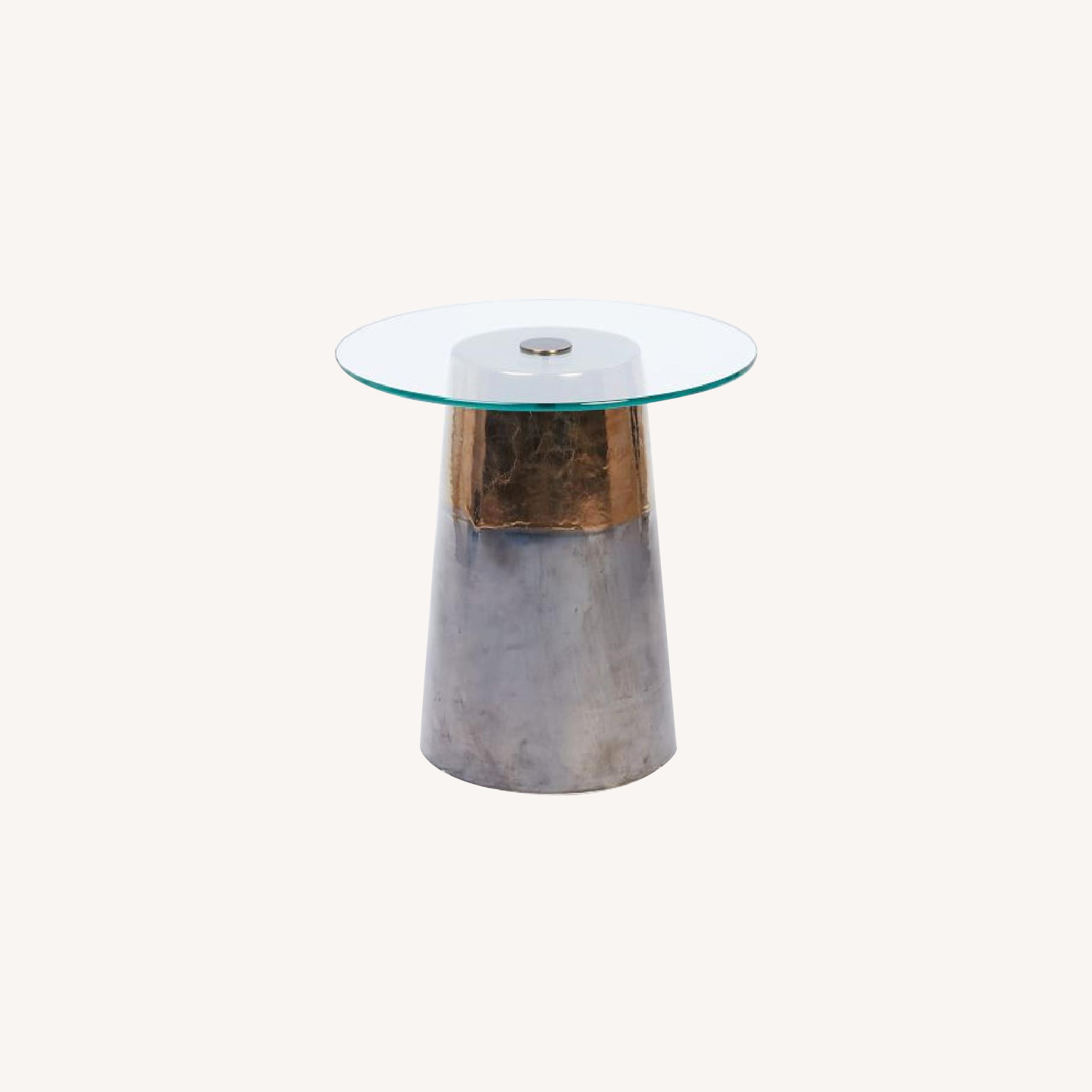 West Elm Colorwash Side Table