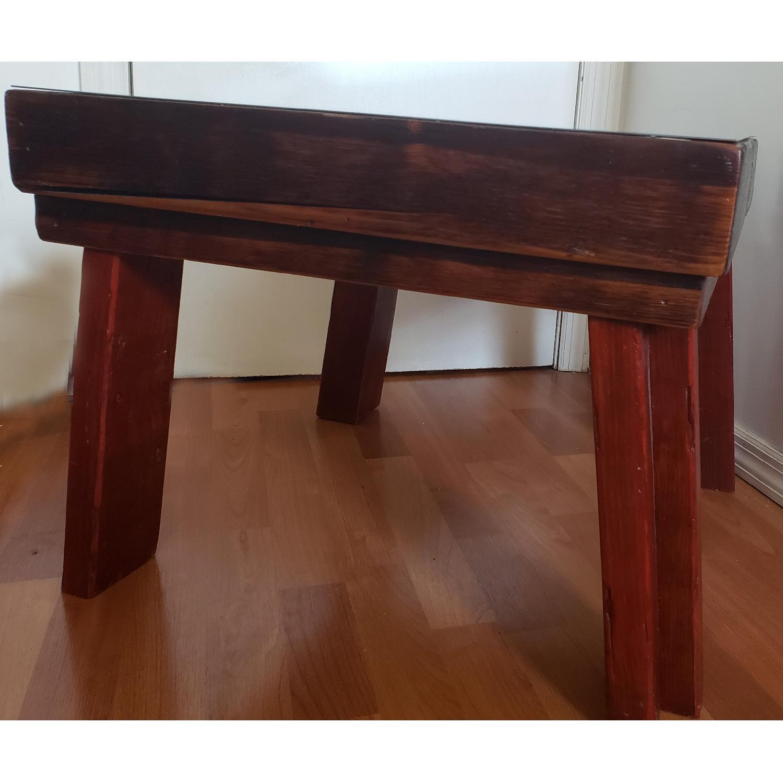 Custom Wood Side Tables - image-6