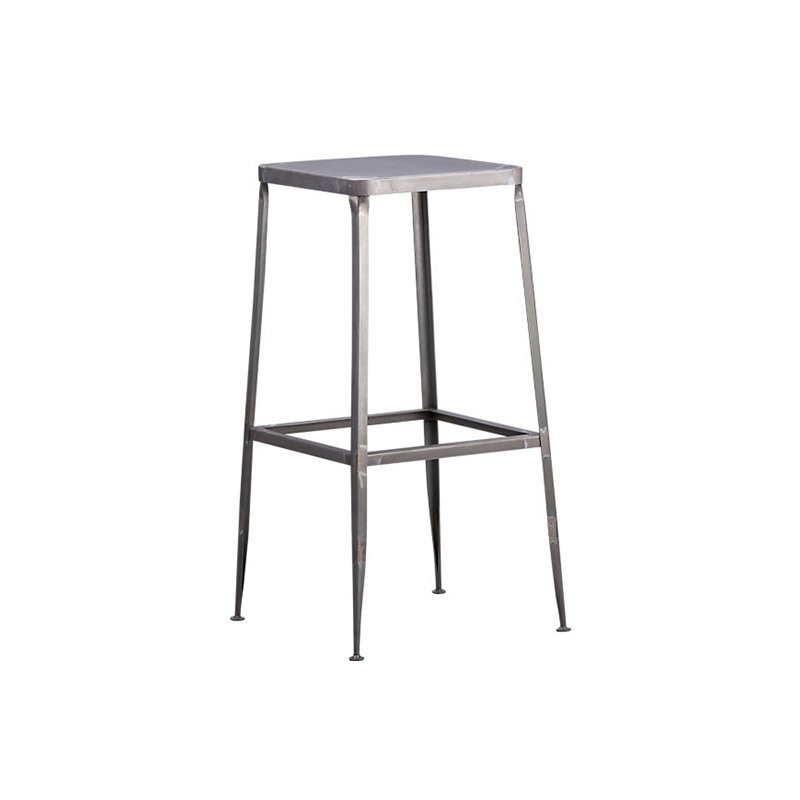 CB2 Industrial Counter Stools