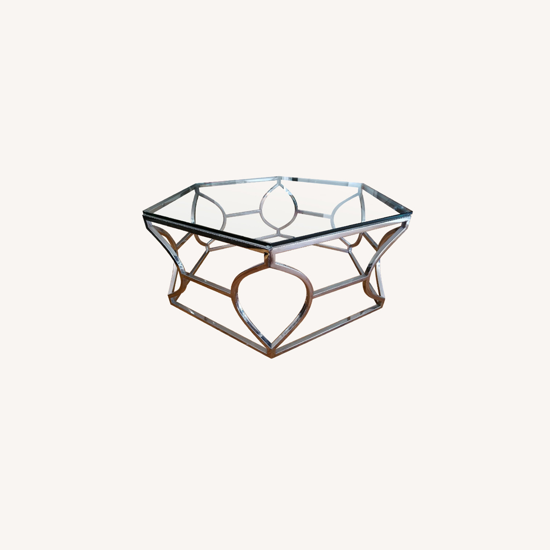 Beautiful Bernhardt Coffee Table