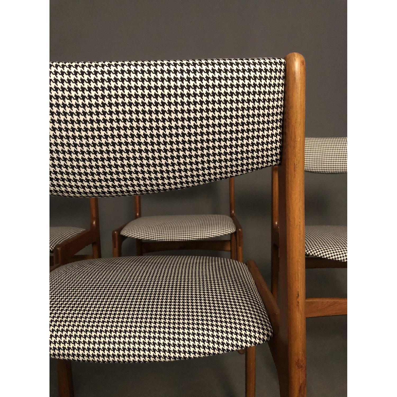 Vintage Mid Century Danish Teak Dining Chairs