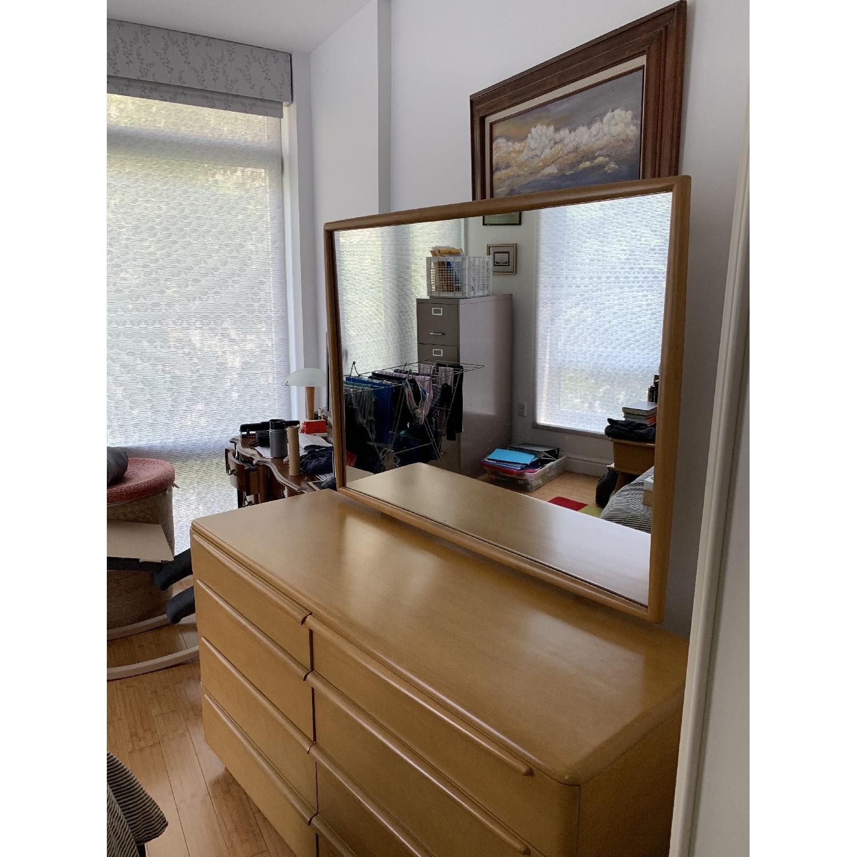 Original Mid Century Heywood Wakefield Dresser w/ Mirror - image-1