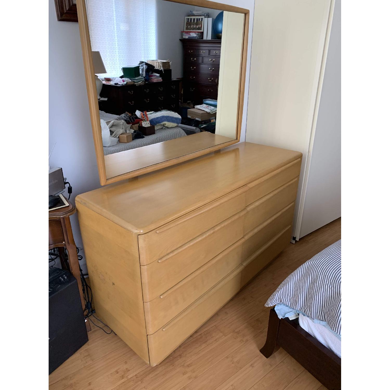 Original Mid Century Heywood Wakefield Dresser w/ Mirror - image-2