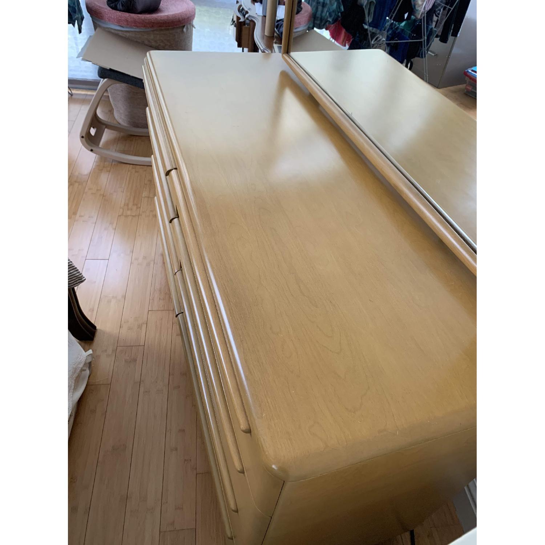 Original Mid Century Heywood Wakefield Dresser w/ Mirror - image-3