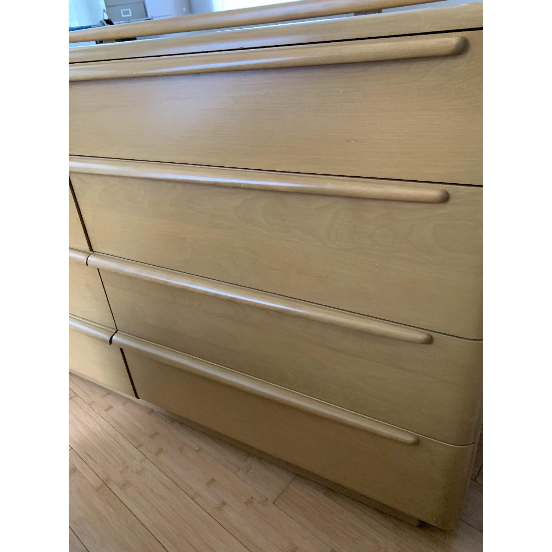 Original Mid Century Heywood Wakefield Dresser w/ Mirror - image-4