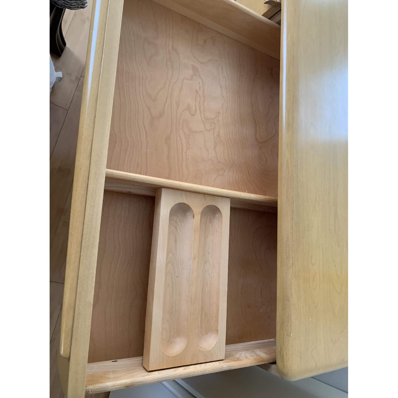 Original Mid Century Heywood Wakefield Dresser w/ Mirror - image-6