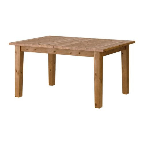 6-8 Person Dining Table with Leaf