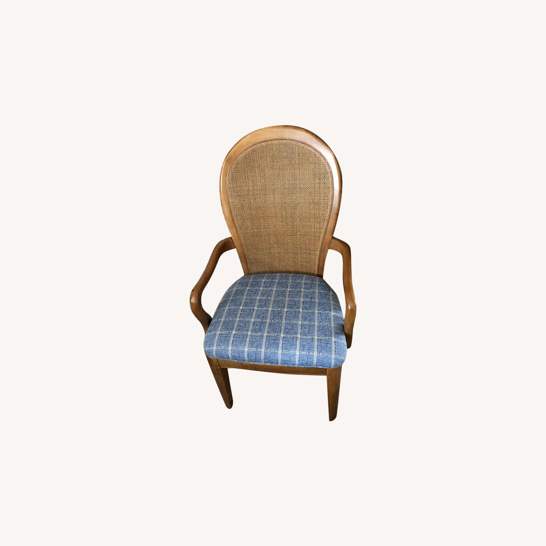 Bernhardt Dining Arm Chairs