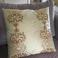 Traditional Silk Decorative Pillows