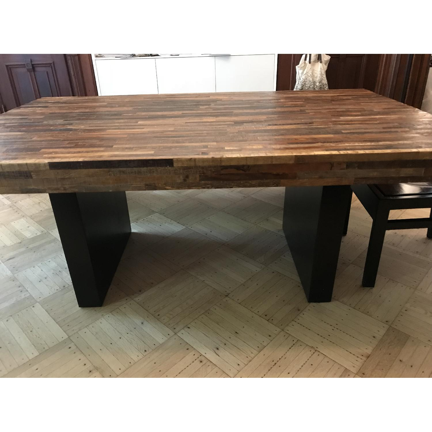 Environment Furniture Reclaimed Wood 5 Piece Dining Set - image-2