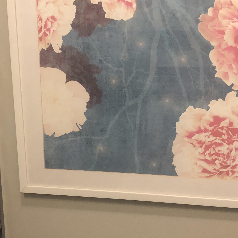 Framed Peony Print - image-1