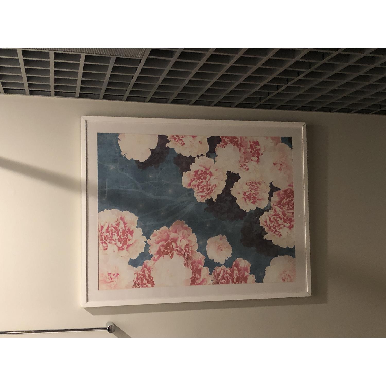 Framed Peony Print - image-5