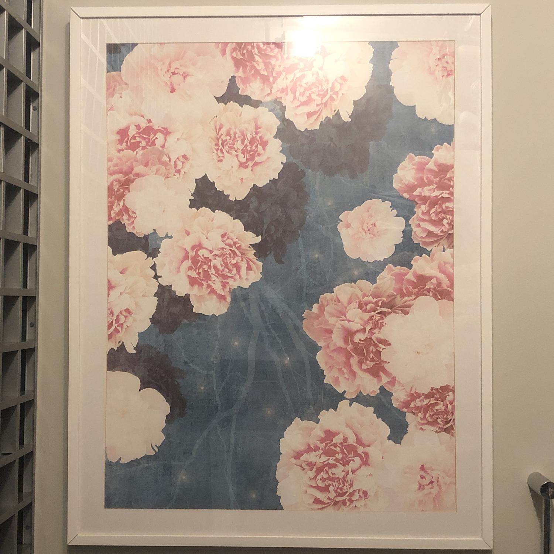 Framed Peony Print - image-4