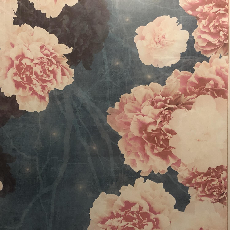 Framed Peony Print - image-2