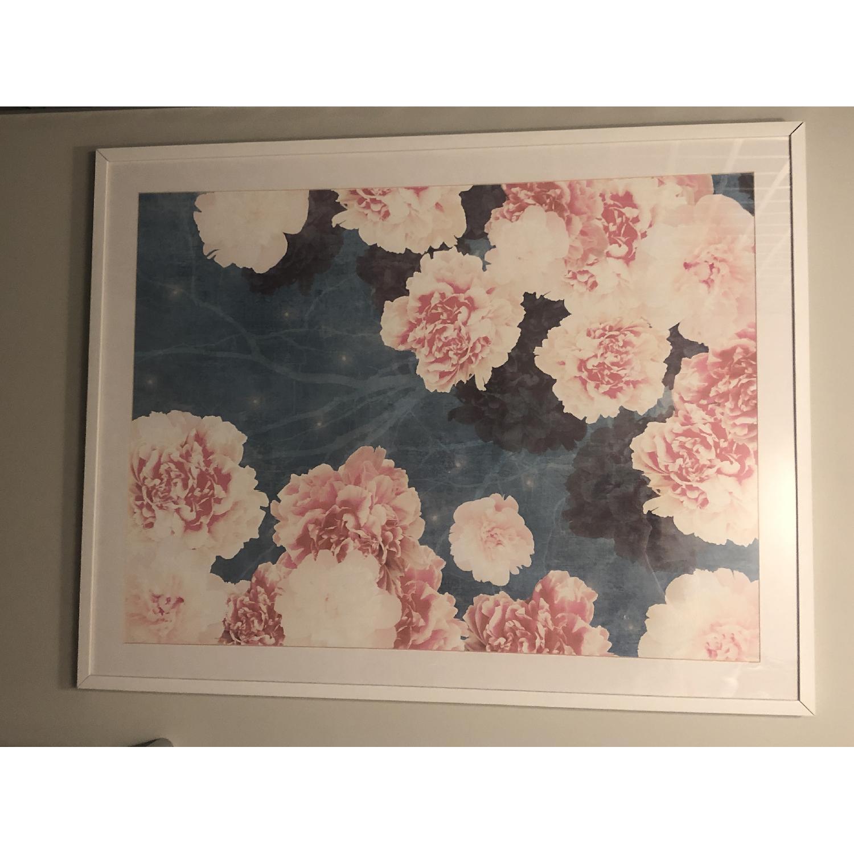 Framed Peony Print - image-6