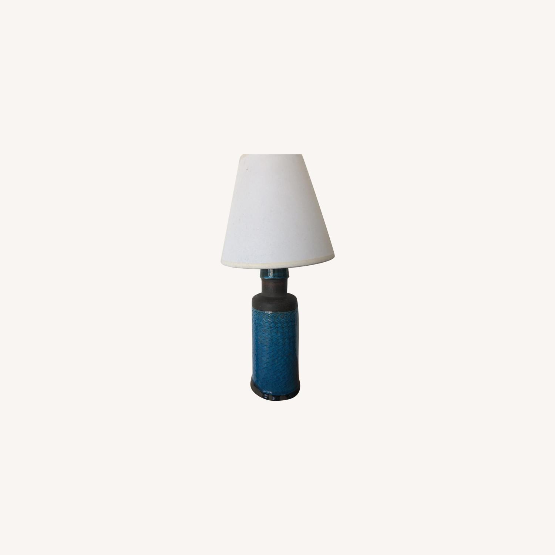 Nils Kahler for HAK 1960s Table Lamp
