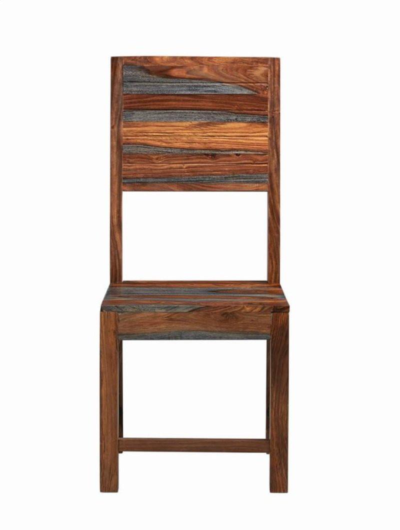 Artistic Grey Sheesham Desk Chair