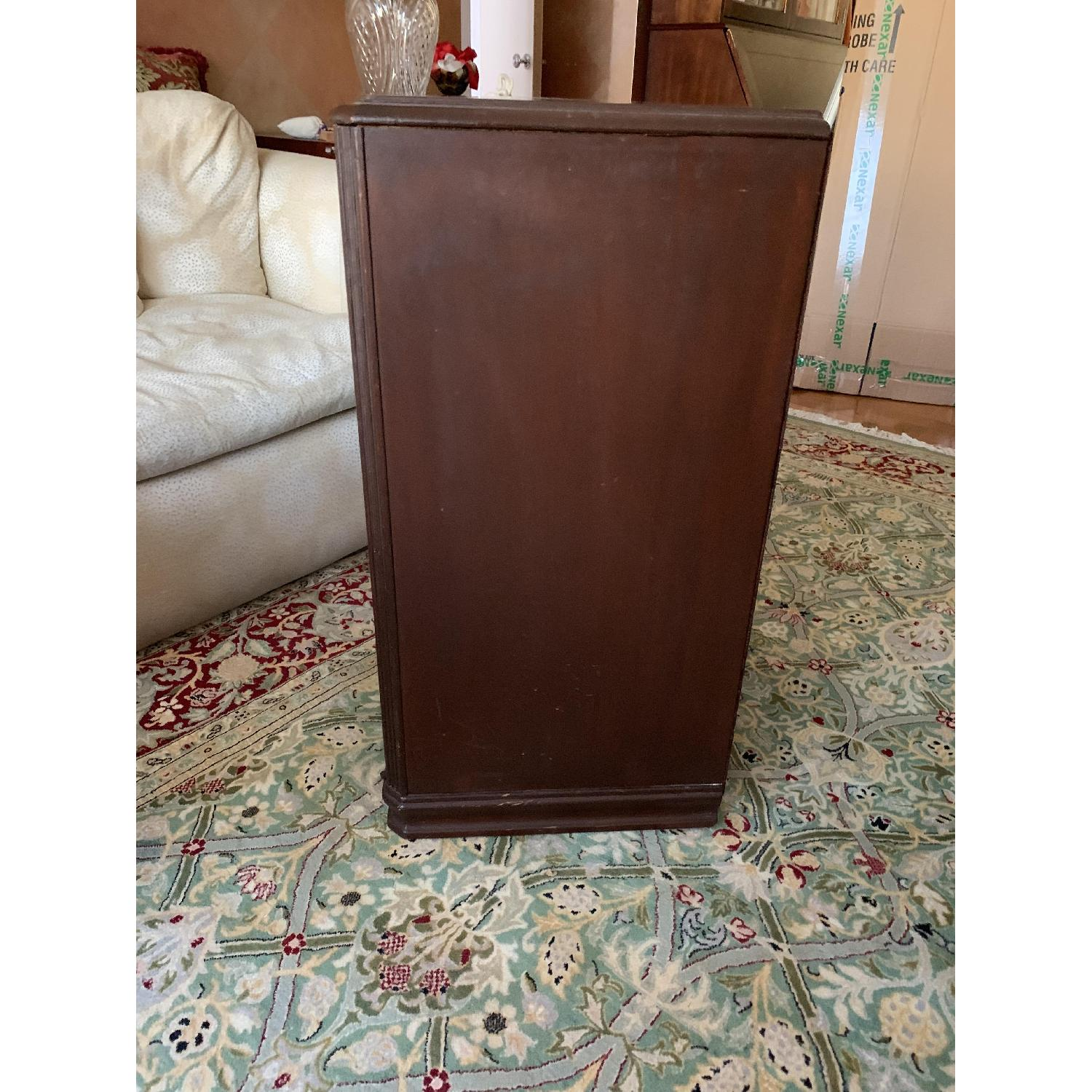 Wooden Victrola Stand/Cabinet - image-5