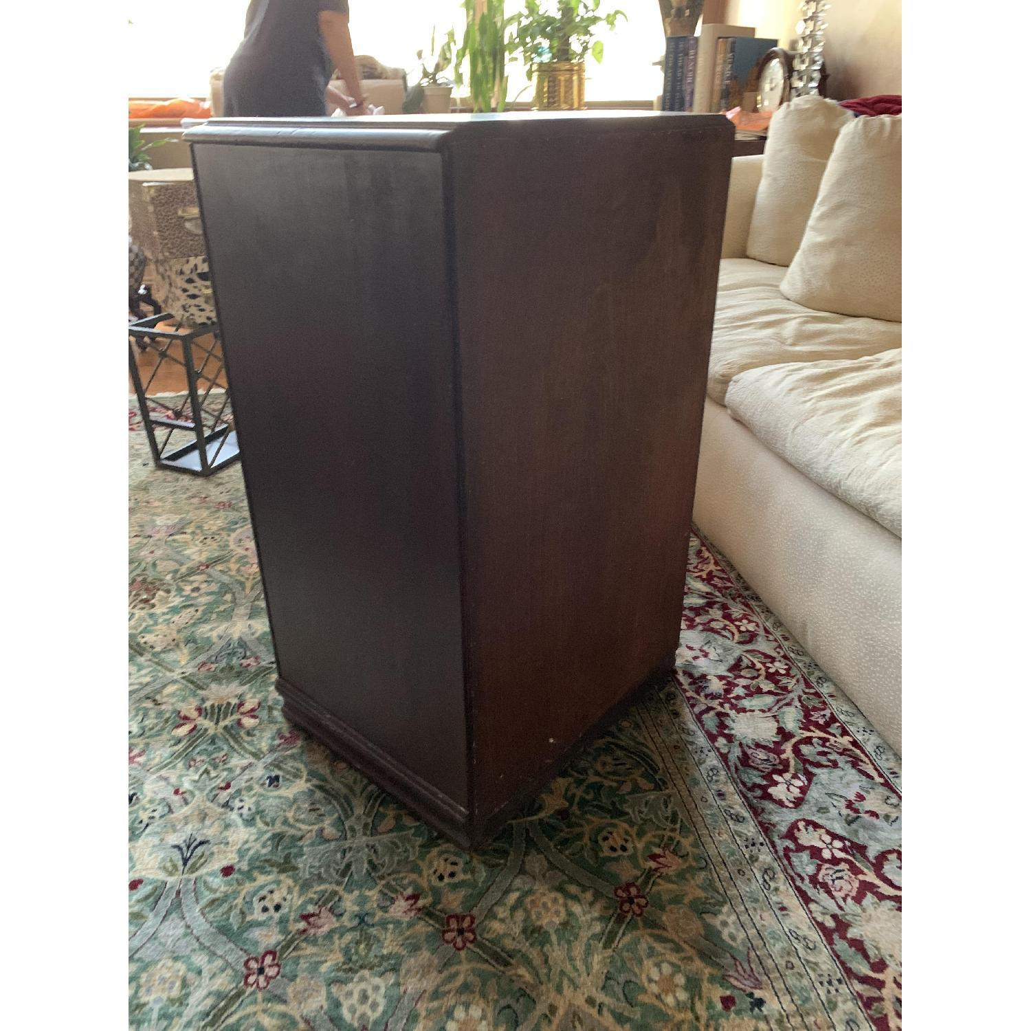 Wooden Victrola Stand/Cabinet - image-3