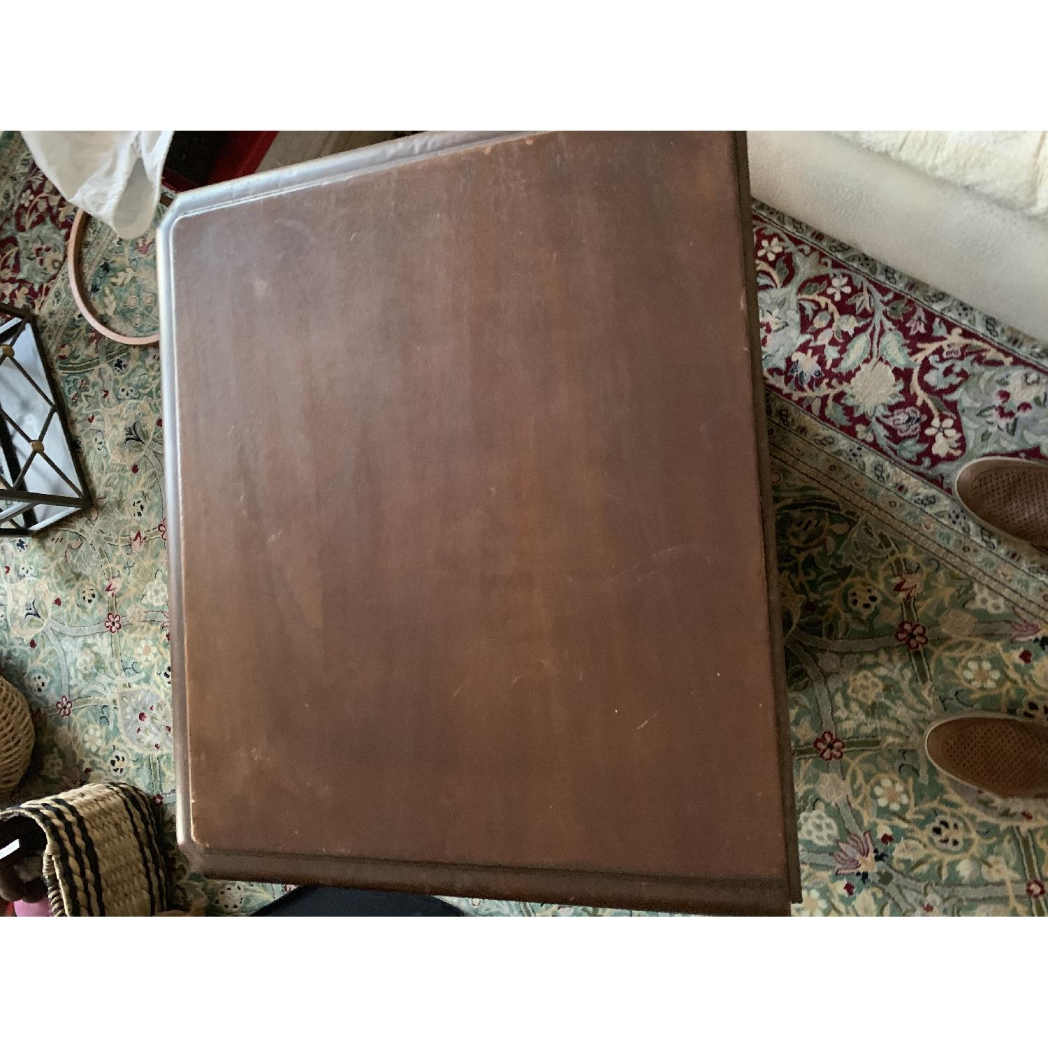Wooden Victrola Stand/Cabinet - image-4