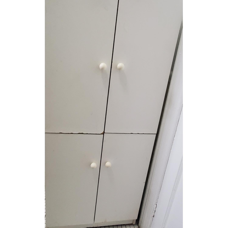 White Storage Cabinet - image-1